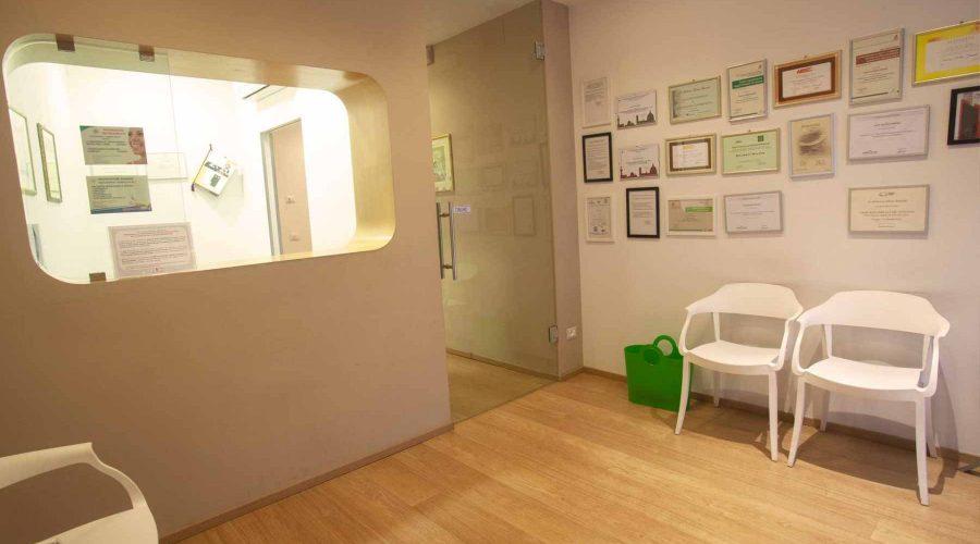 """""""Da piccola volevo fare la dentista"""": nello studio odontoiatrico di Silvia Sainati."""