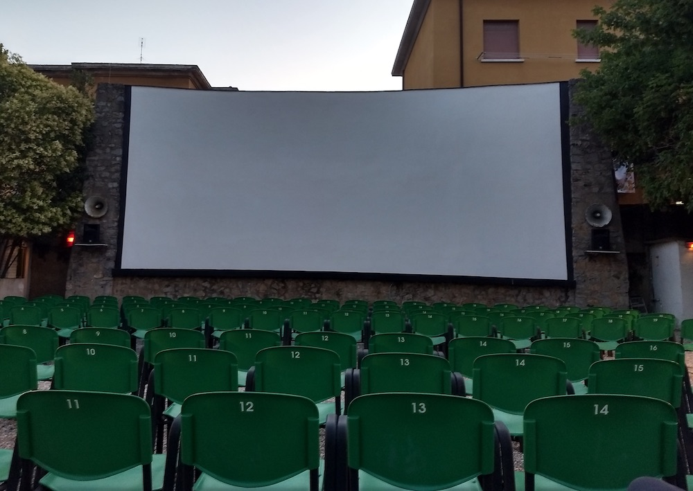 Arena estiva Roma - cinema a Pisa