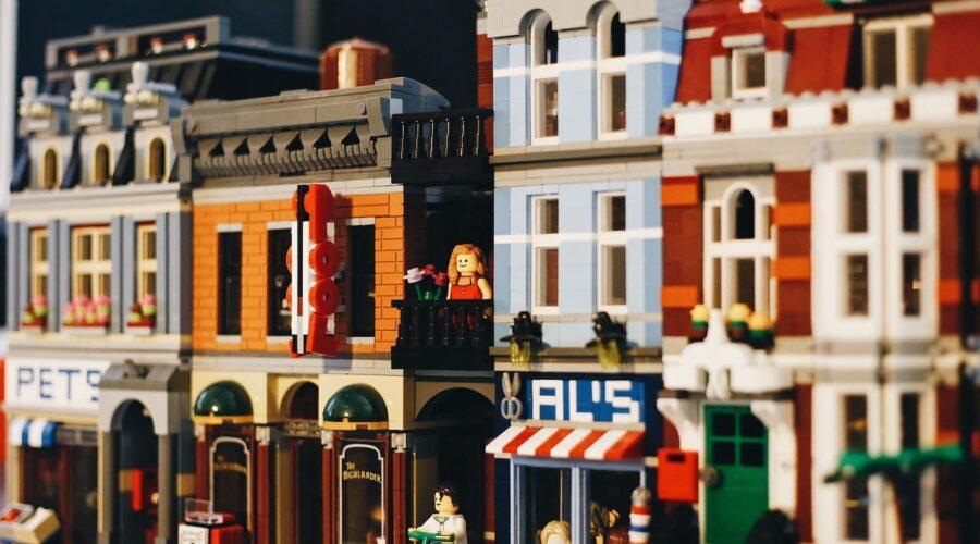 La mostra dei Lego a Pontedera